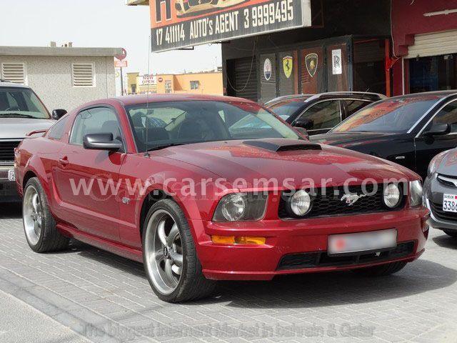 2007 فورد موستانج GT