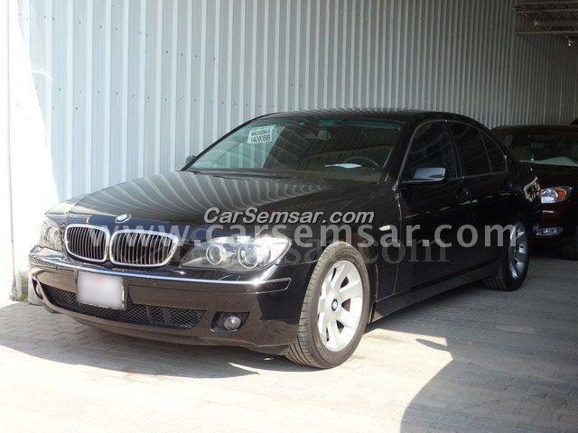 2006 BMW 7-Series 740i