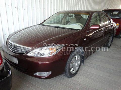 2003 Toyota Camry GLi