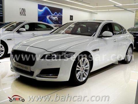 2016 Jaguar XF 3.0 V6
