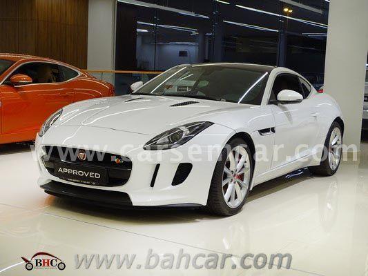 2016 Jaguar F-Type 3.0