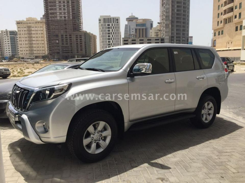 2016 Toyota Prado Txl For Sale In Bahrain New And Used