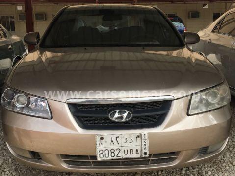 2008 Hyundai Sonata 2.4 GLS
