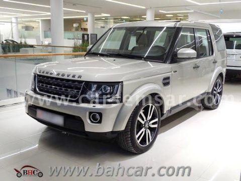 2014 Land Rover LR4 SE