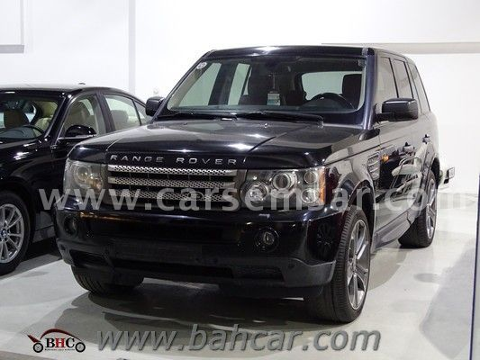 2008 Land Rover Range Rover Sport Supercharged For Sale In
