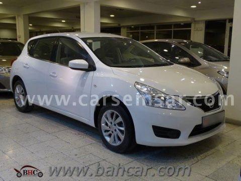 2014 Nissan Tiida 1.6
