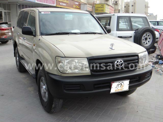 2006 toyota land cruiser g for sale in qatar new and used cars for sale in qatar. Black Bedroom Furniture Sets. Home Design Ideas
