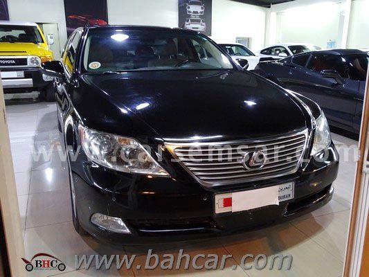 2009 lexus ls 460 for sale in bahrain new and used cars for sale in bahrain. Black Bedroom Furniture Sets. Home Design Ideas
