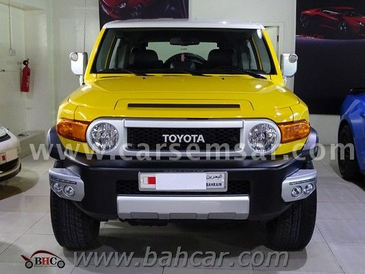 2015 Toyota FJ Cruiser for sale in Bahrain - New and used ...