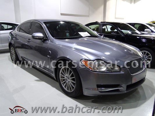 2011 Jaguar XF 3.5