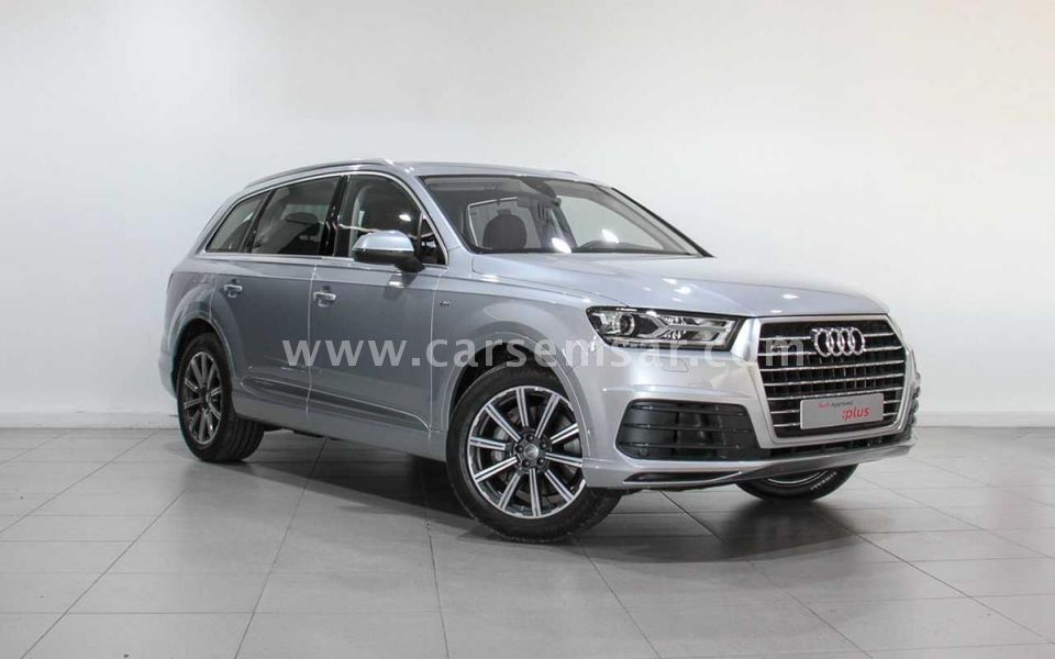 2016 audi q7 3 5 tfsi for sale in bahrain new and used cars for sale in bahrain. Black Bedroom Furniture Sets. Home Design Ideas