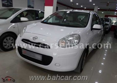 2013 Nissan Micra 1.5