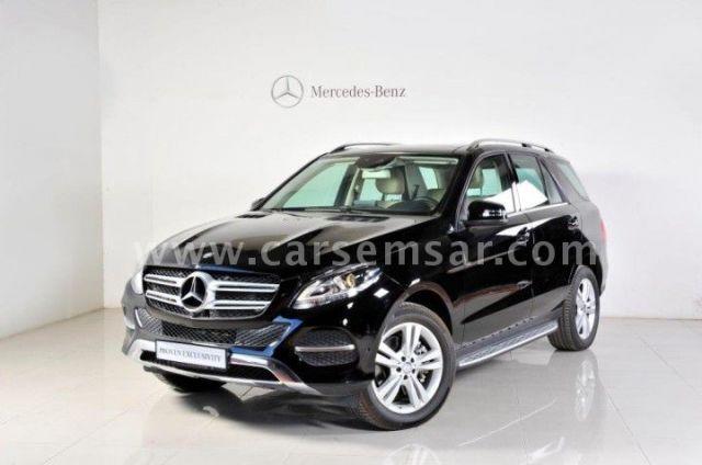 2016 Mercedes-Benz GLE Class