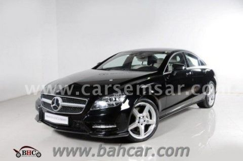 2014 Mercedes-Benz CLS-Class CLS 500
