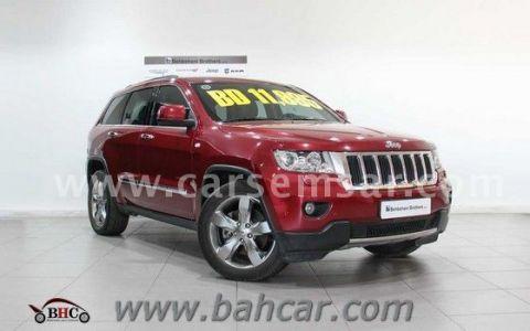 2012 Jeep Grand Cherokee LTD Hemi 5.7