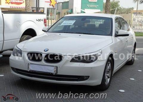 2010 BMW 5-Series 520i