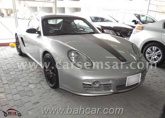 2009 porsche cayman s for sale in bahrain new and used cars for sale in bahrain. Black Bedroom Furniture Sets. Home Design Ideas