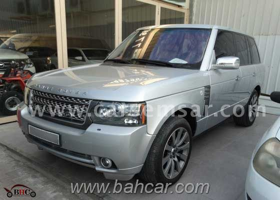 2005 Land Rover Range Rover Vogue Supercharged