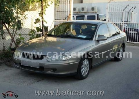 2001 Chevrolet Caprice LS