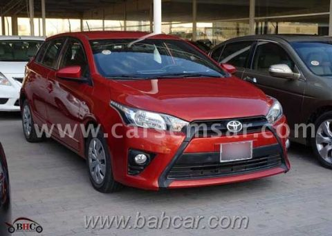 2015 Toyota Yaris 1.5 Sedan