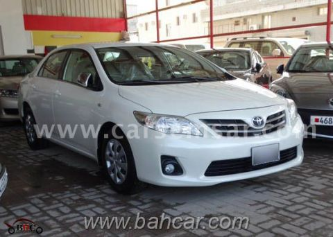 2014 Toyota Corolla XLi 1.8