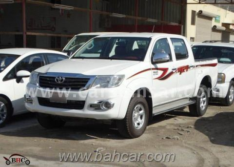 2013 Toyota Hilux 2.7 VVTi 4x4 SR5