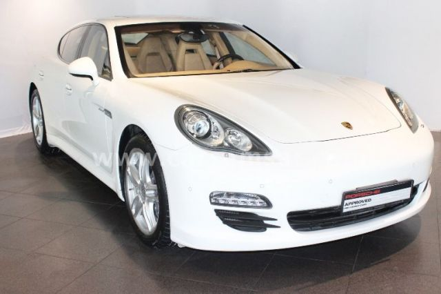 2012 Porsche Panamera Diesel