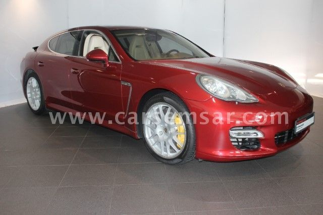 2010 Porsche Panamera Turbo For Sale In Qatar New And Used Cars