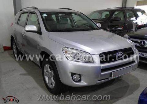2012 Toyota RAV4 2.4