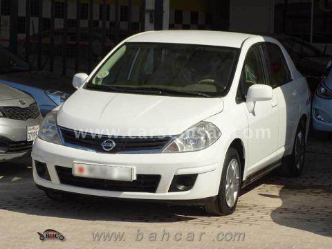 2012 Nissan Tiida 1.6