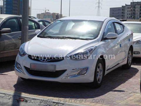 2013 Hyundai Elantra 1.6