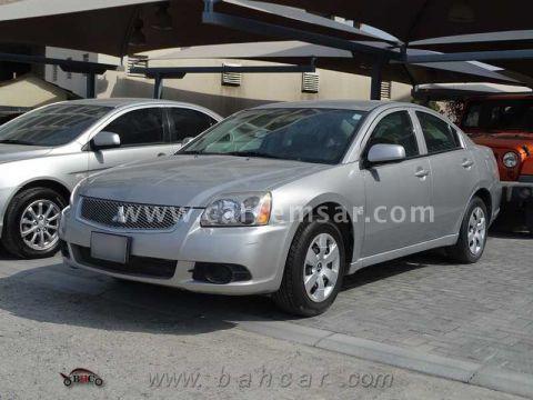 2012 Mitsubishi Galant 2.4