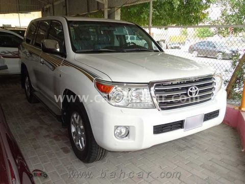 2010 Toyota Land Cruiser GXR V8