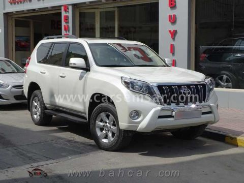 2014 Toyota Prado TXL