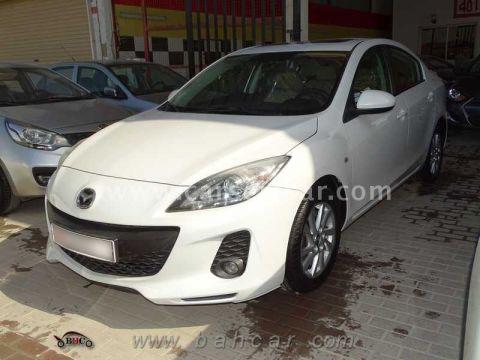 2014 Mazda 3 1.6
