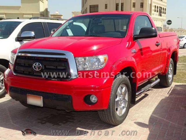 2010 Toyota Tundra 5.7 L
