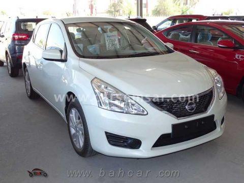 2015 Nissan Tiida 1.8