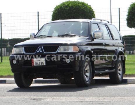 2008 Mitsubishi Nativa GLs