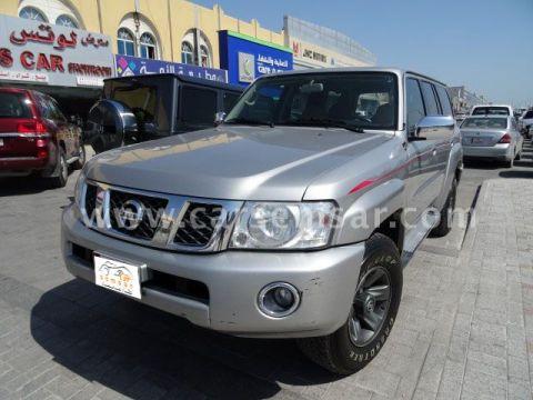 2015 Nissan Patrol Super Safari