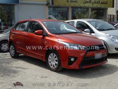 2015 Toyota Yaris 1.5 Liftback