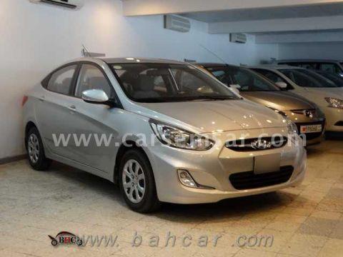 2013 Hyundai Accent 1.6