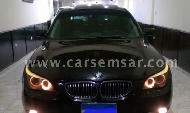 2010 BMW 5-Series 525