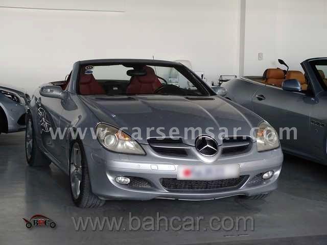 2005 mercedes benz slk class slk 200 kompressor for sale in bahrain new and used cars for sale. Black Bedroom Furniture Sets. Home Design Ideas