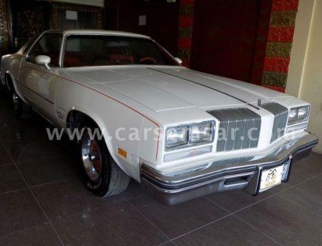 1977 Cadillac Brougham Elegance