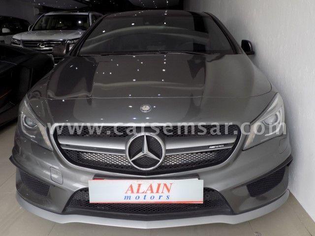 2015 Mercedes-Benz CLA Class CLA45