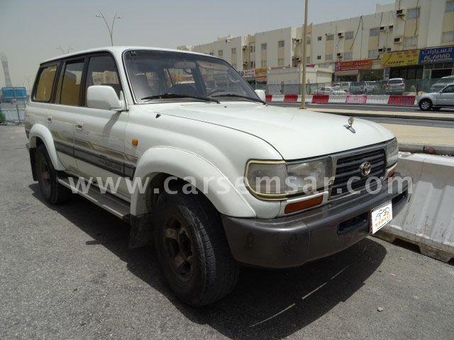 1997 Toyota Land Cruiser VXR