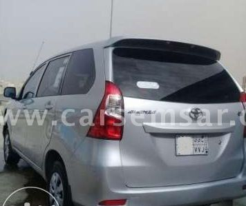 2016 Toyota Avanza 1 5 Tx For Sale In Saudi Arabia New And Used