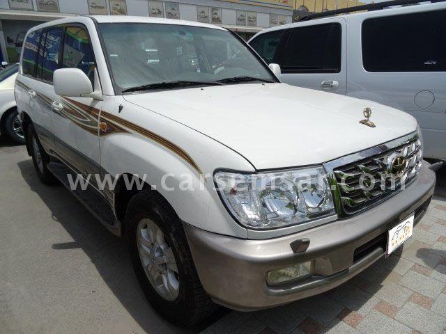 2007 Toyota Land Cruiser GXR Limited