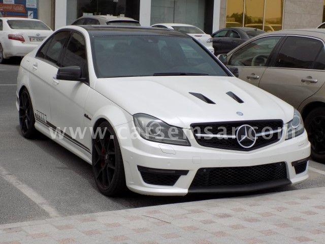 2014 Mercedes-Benz C-Class C 63 AMG