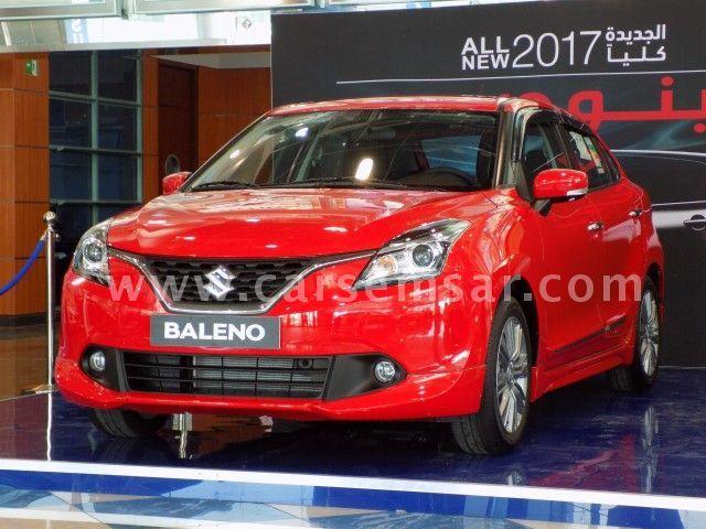 2017 Suzuki Baleno GLX